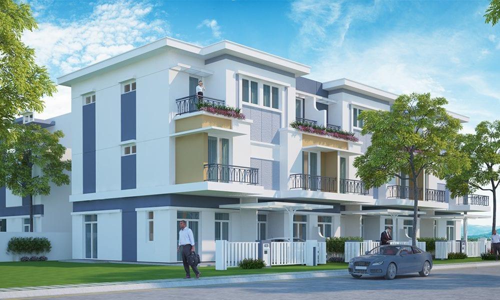 Thiết kế nhà phố Rosita Garden